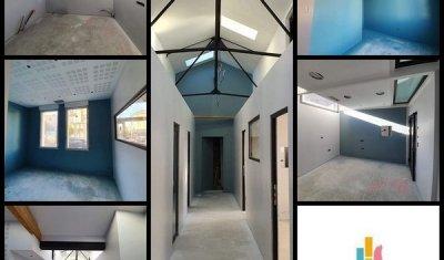 Rénovation de peinture complète mur et plafond pour maison à Mérignac